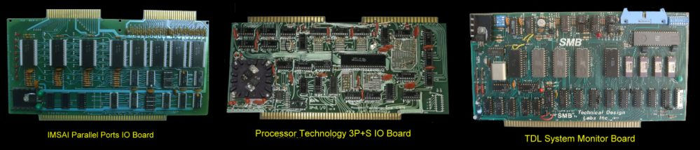 Example of IO Boards