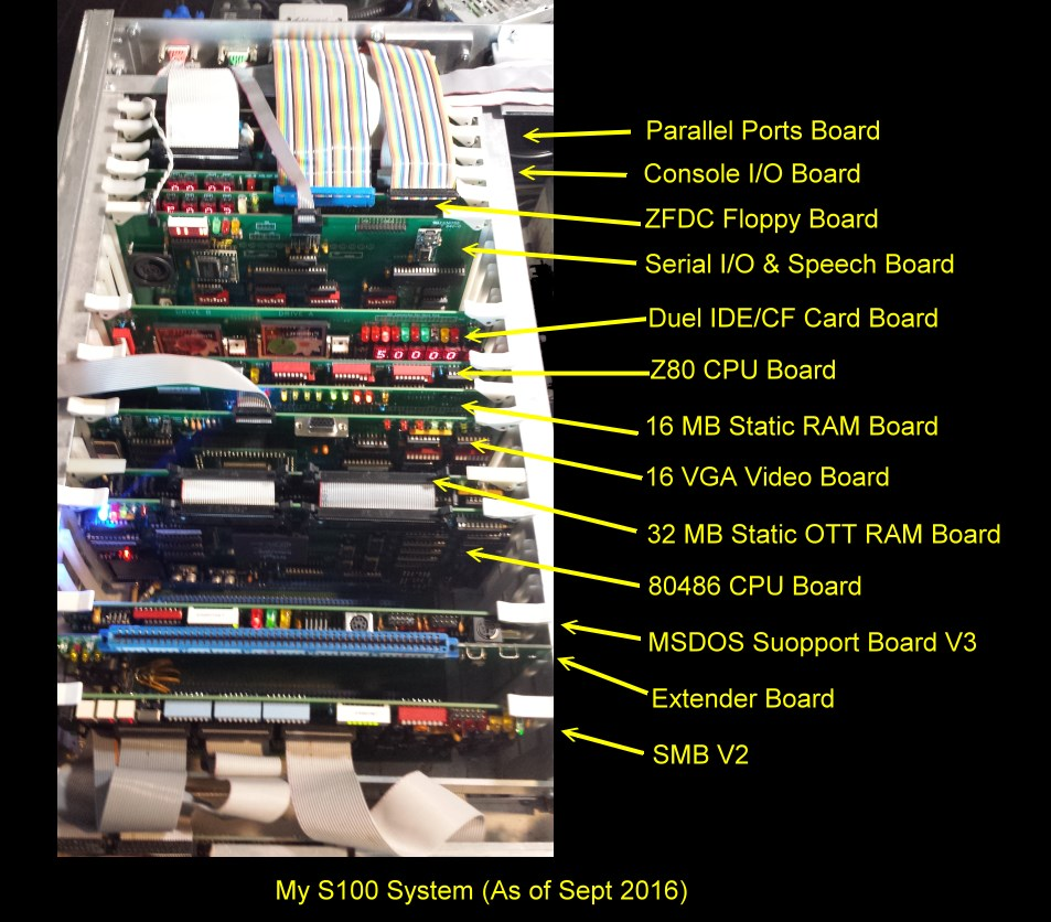 S100 Computers Cards For Sale Wiring Diagram My System 2016
