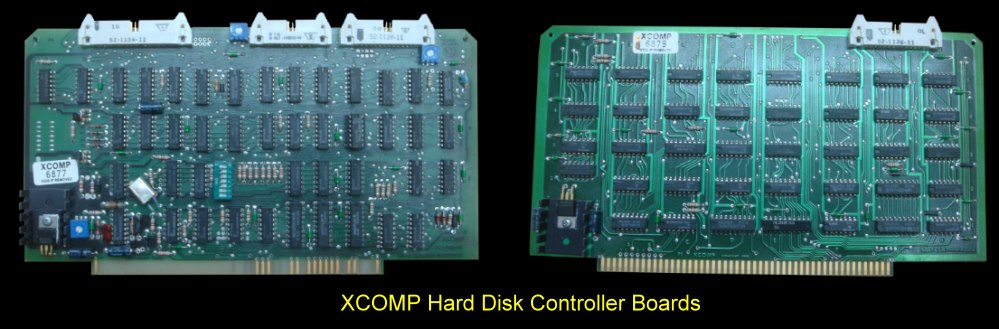 Xcomp HD Controller Boards