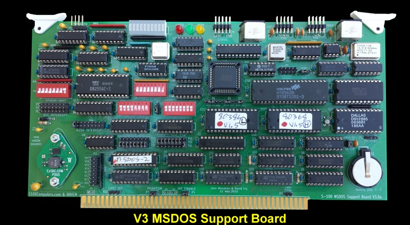 s100 computers msdos boardThe Functional Diagram From The Datasheet Of Mc146818 Is Shown Below #12