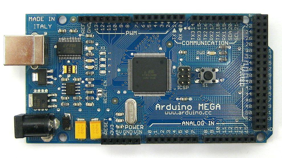 S100 Computers - Mega 328-2560 CPU Board