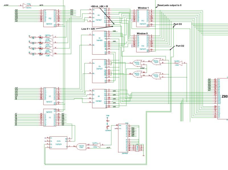 S100 Computers -Z80 CPU Board